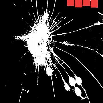 Black Flag - Damaged by mucore