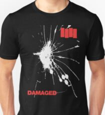 Black Flag - Damaged T-Shirt