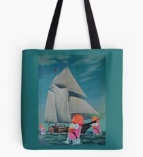 Beaker Bay Tote Bag