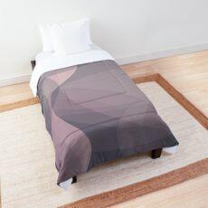 Blush Purple and Blue VII Comforter