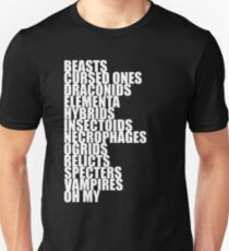Witcher's Bestiary T-Shirt