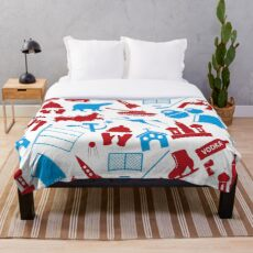 Culture 30 Throw Blanket