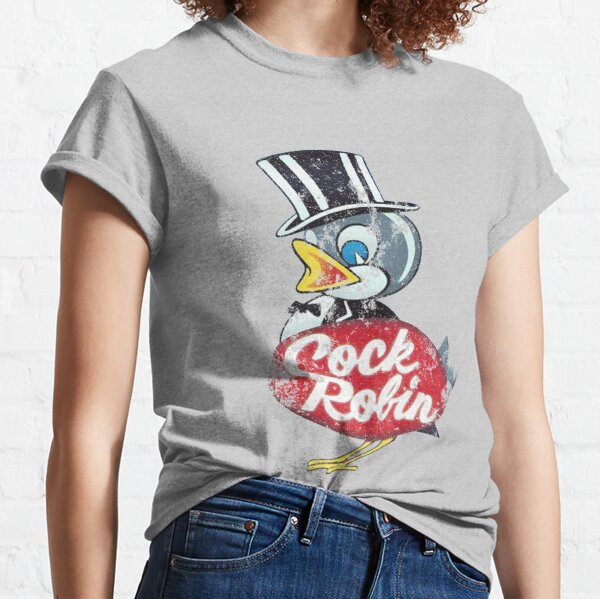 Cock Robin Classic T-Shirt