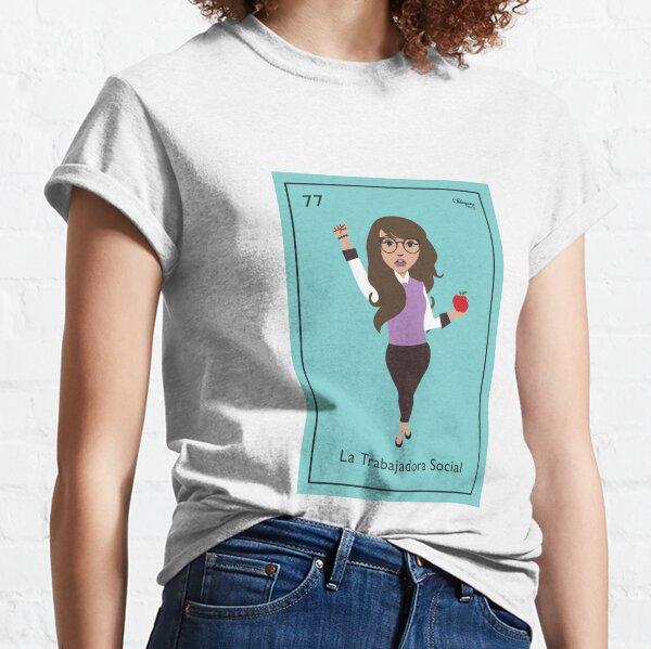 La Trabajadora Social No Apple Classic T-Shirt