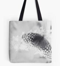 Infrared Butterfly II Tote Bag