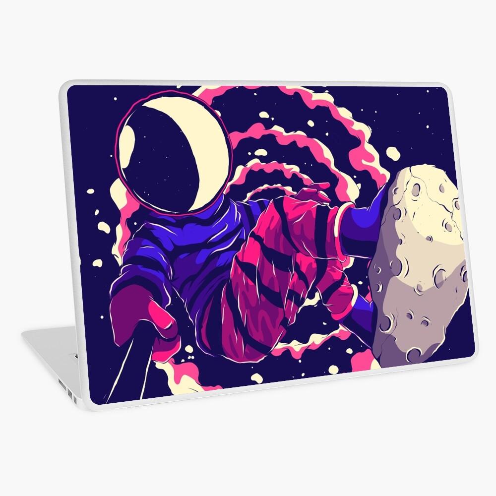 Asteroid Day Laptop Skin
