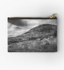 Mount Errigal and the Derelict Church Studio Pouch