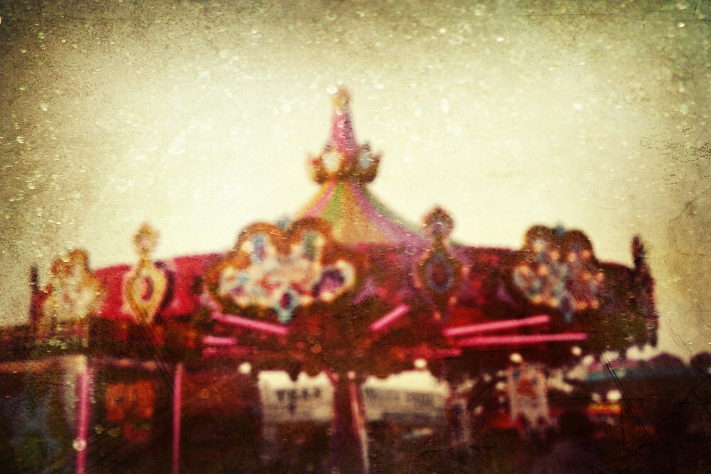 Carousel by Sharonroseart