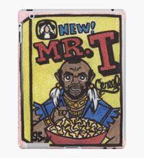 Mr. T Cereal iPad Case/Skin