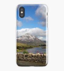 Mount Errigal iPhone Case/Skin