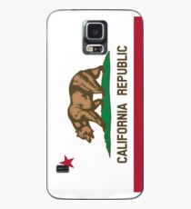 California Flag Case/Skin for Samsung Galaxy
