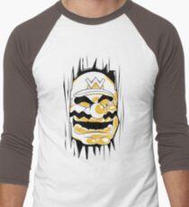 The Grinning Men's Baseball ¾ T-Shirt
