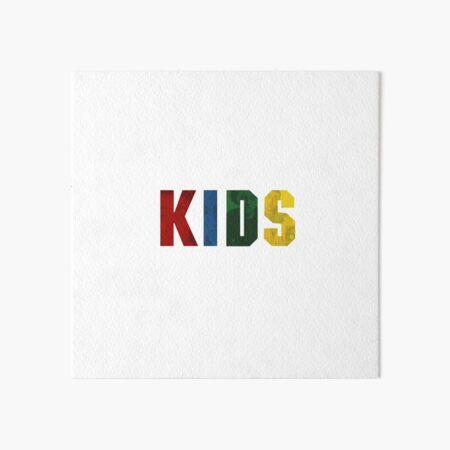 Mac Miller - K.I.D.S. Art Board Print