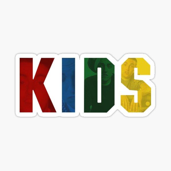 Mac Miller - K.I.D.S. Pegatina