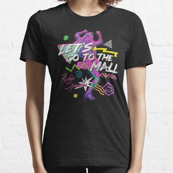 Allons au centre commercial - Robin Sparkles (variante) T-shirt essentiel