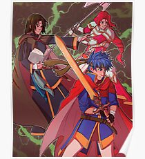 FE Path of Radiance Poster