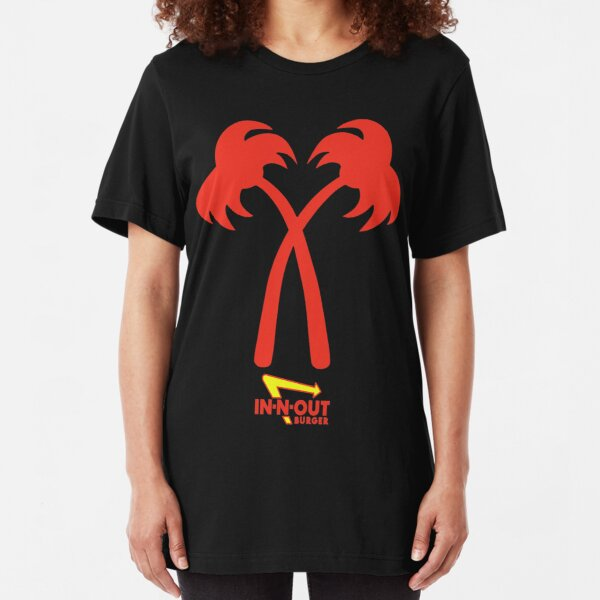 In-N-Out Palms Slim Fit T-Shirt