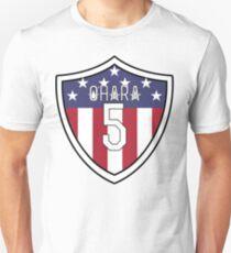 Kelley O'Hara #5 | USWNT T-Shirt