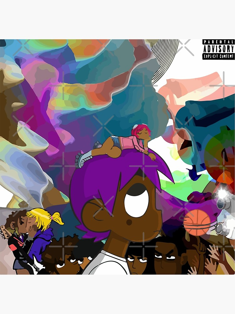 Luv is Rage 2 Album Cover by Freshfroot