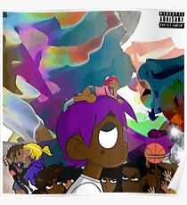 Luv is Rage 2 Album Cover Poster