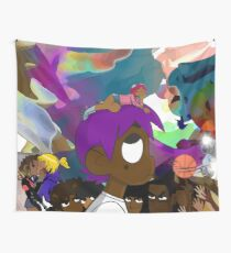 Luv is Rage 2 Album Cover Tapestry