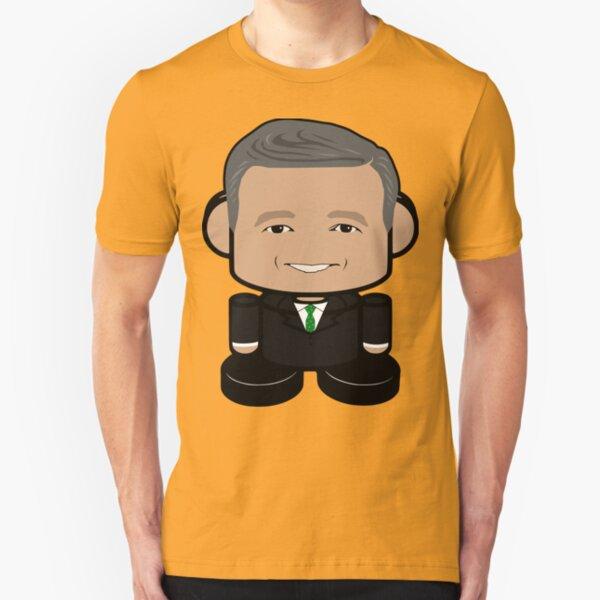 Joey'o POLITICO'BOT Toy Robot Slim Fit T-Shirt