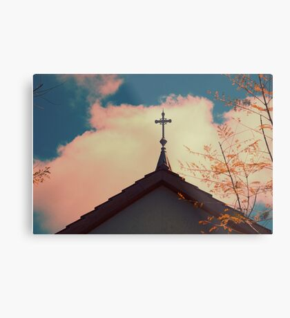 Heaven is here Metal Print
