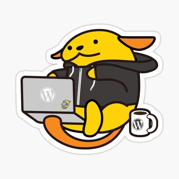 Dev Wapuu Sticker