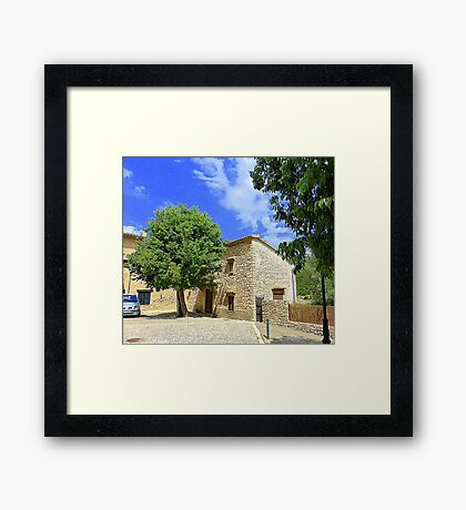 The Tree...............................Orient Framed Print