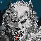 The Wolfman by mattycarpets