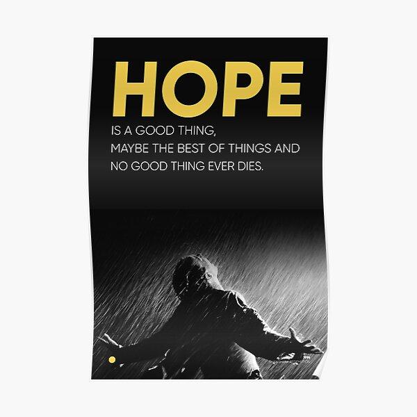 Shawshank Redemption Poster