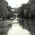 Down the Brandywine River by RockyWalley