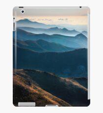 The Asteroussia mountain range iPad Case/Skin