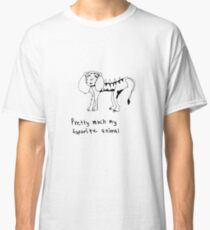 the liger, your favorite animal Classic T-Shirt