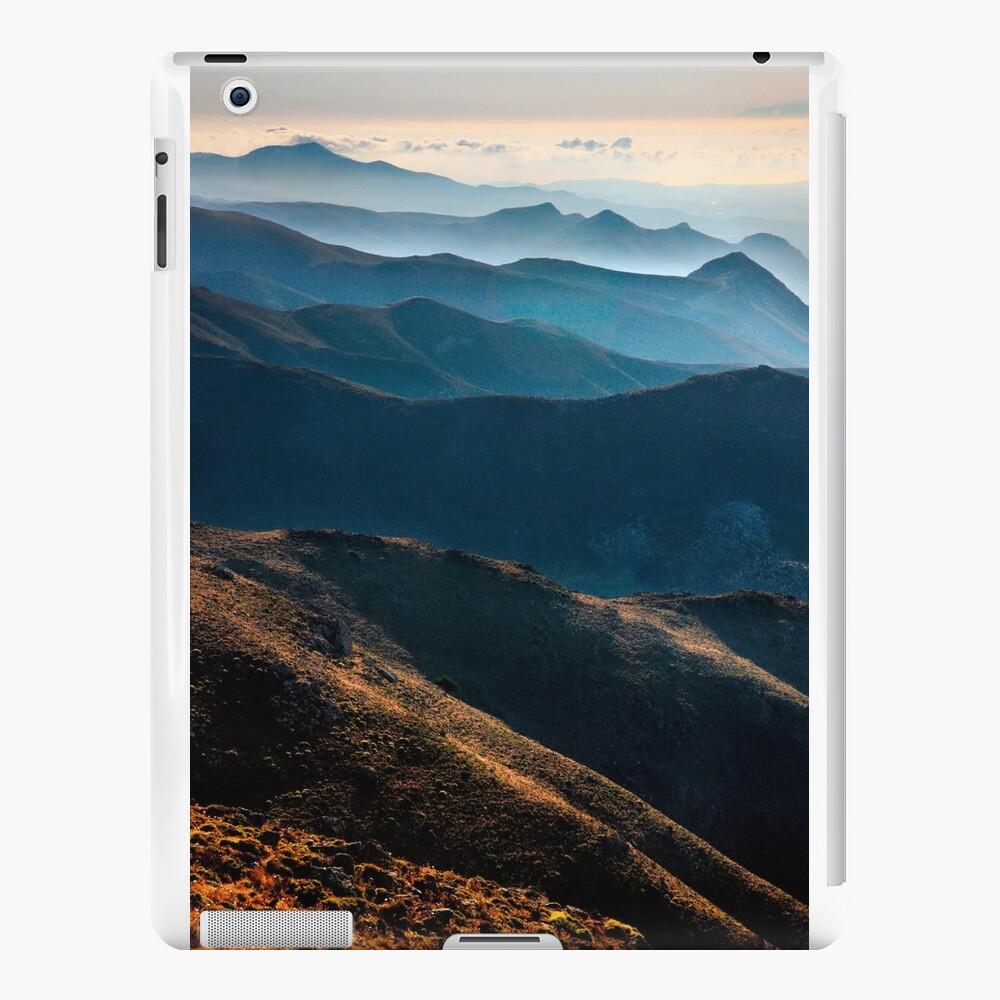 The Asteroussia mountain range iPad Cases & Skins