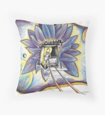 Mine your mind/mind your mine Throw Pillow