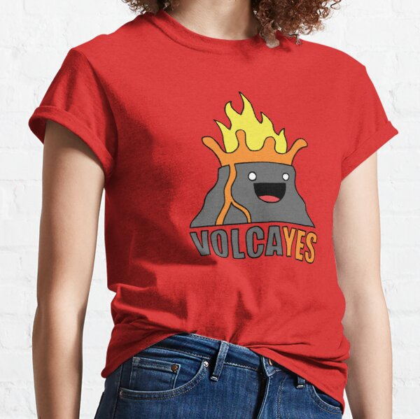 Volcayes Classic T-Shirt