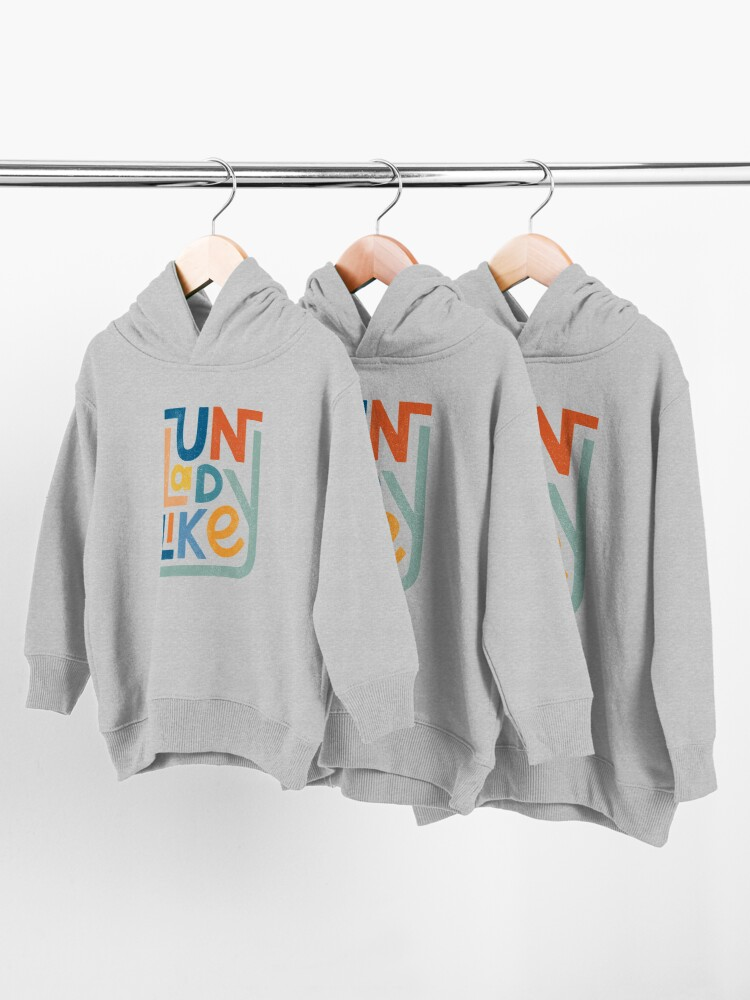 Alternate view of UNLADYLIKE Toddler Pullover Hoodie