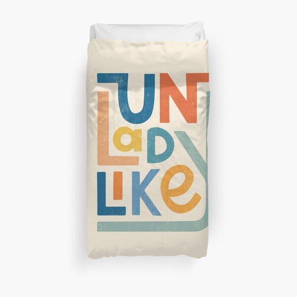 UNLADYLIKE Duvet Cover