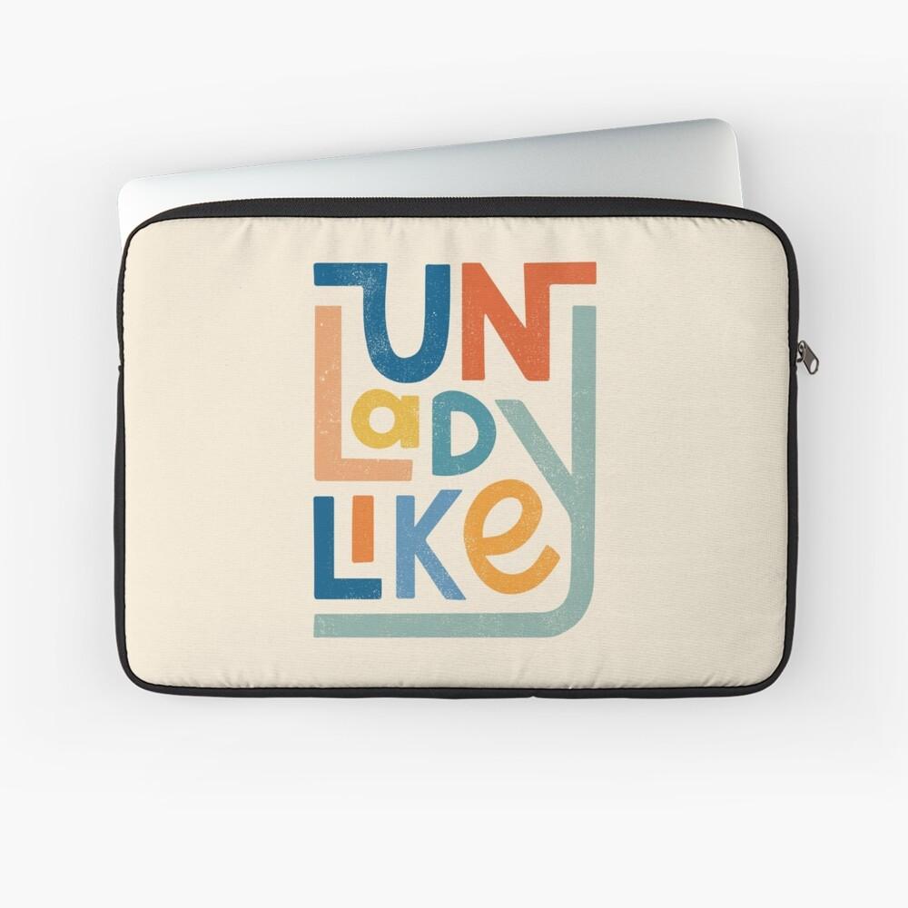UNLADYLIKE Laptop Sleeve
