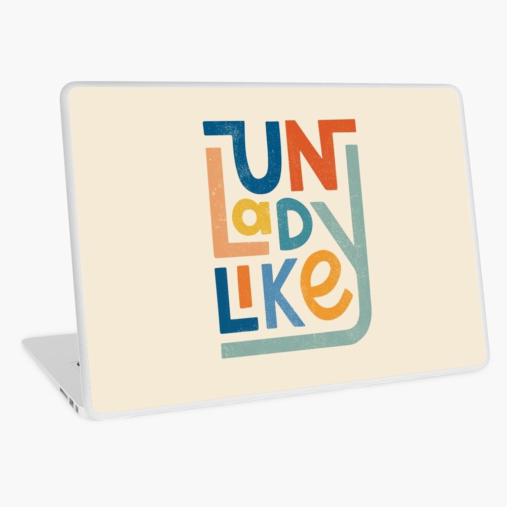 UNLADYLIKE Laptop Skin