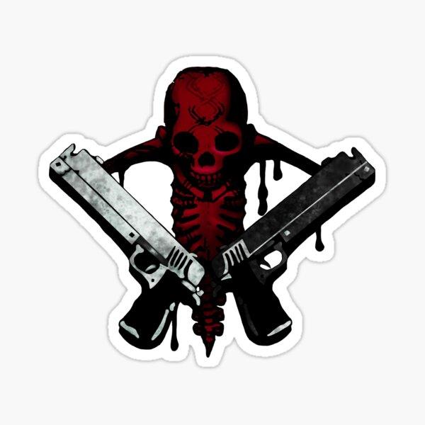 Dante Icon Icon - Devil May Cry 5 Sticker