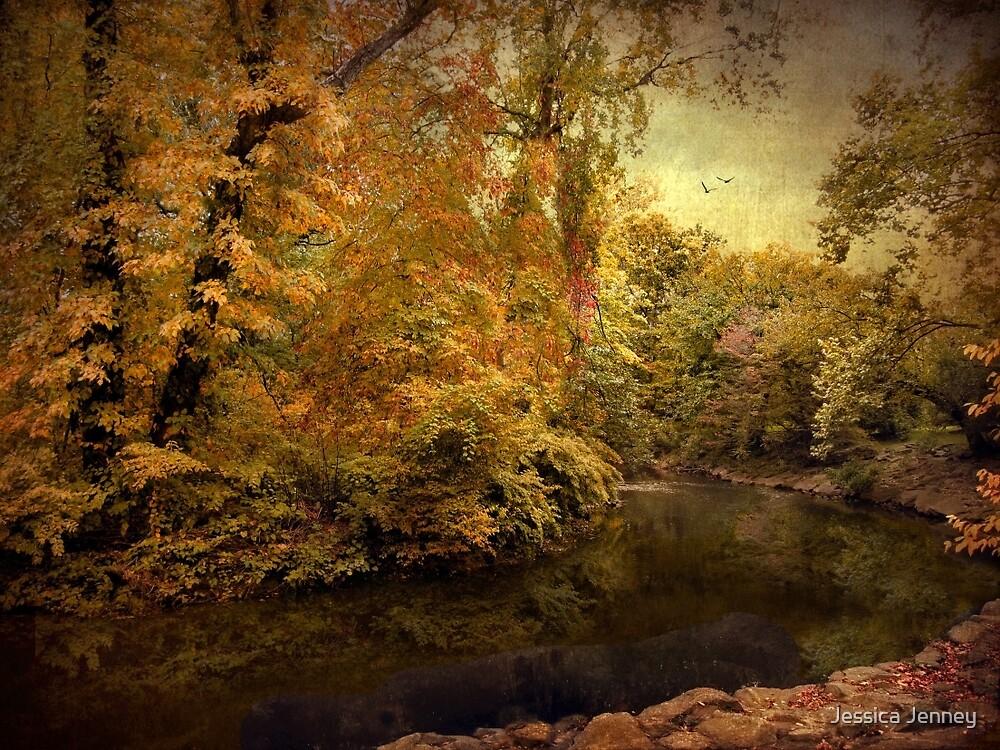 River Bend by Jessica Jenney