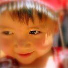 A Kirgiz girl from Xinjiang  by Brian Bo Mei
