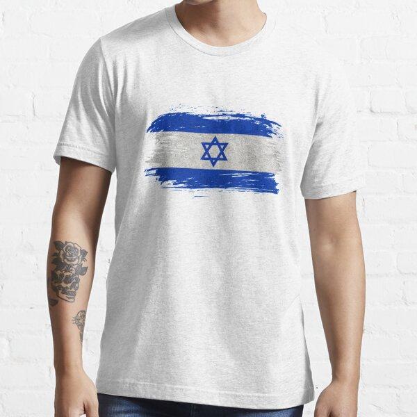 Israel Flag / Gift Haifa Jerusalem Tel Aviv Essential T-Shirt