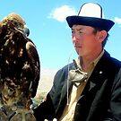 A Falcon Hunter of Xinjiang by Brian Bo Mei