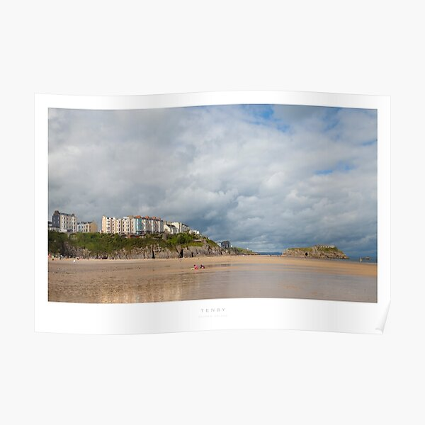 Tenby Poster