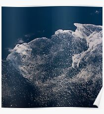 Ice Floes Poster