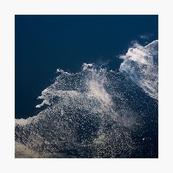 Ice Floes Photographic Print