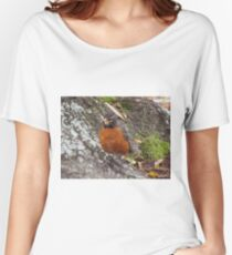 American Robin Women's Relaxed Fit T-Shirt